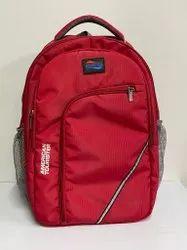 Rexine Printed School Bags