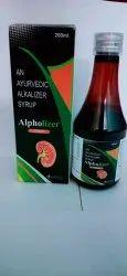 Pcd franchise for ayurvedic Alkaliser Syrup