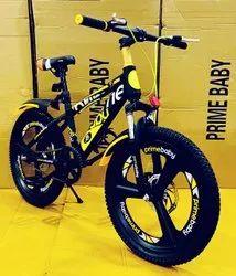 Steel Kids Bicycle, Model Name/Number: 20