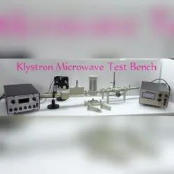 Microwave System Klystron Microwave Test Bench Model No Mti X0001