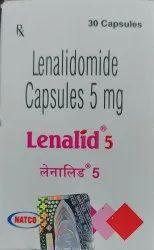 Lenalid 5mg Lenalidomide