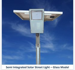 6W ECO Glass Semi Integrated Solar Street Light