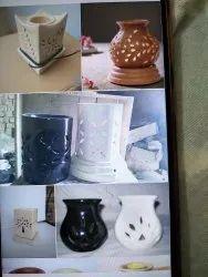 Lavender Ceramic Diffuser lamp