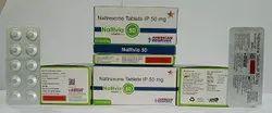 Naltrexone 50mg Tablets