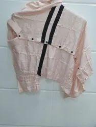 Rayon Plain Gents Half Sleeve Shirt, Handwash
