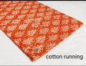Natural Bagru, Daabu Block Print Fabric