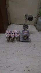 Popcorn Cup Sealing Machine