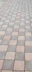 Square Parking Tile