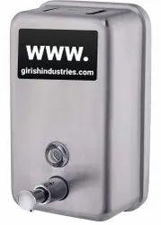 Heavy Duty 304 Stainless Steel Soap Dispenser - 1000ml