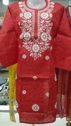Lucknowi Ladies Kurti