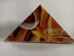 Printed sandwich box