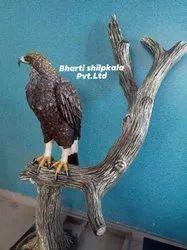 Fiber Eagle Statue