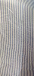 Blue lining.
