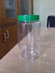 Plastic Pet Ghee Jar