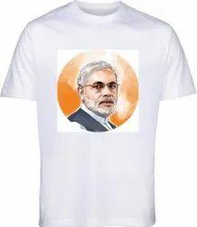 BJP Promotional T-Shirt 120 Gsm Election Campaign T-Shirt