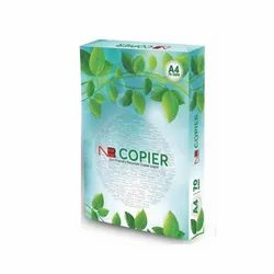 White NR A4 Size Copier Paper, Packaging Size: 500 Sheets per pack