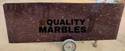 Quality marble Brazil Brown Granite Slab