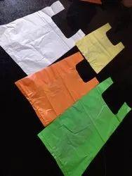 Plain Plastic carry bags, Holding Capacity: Half kg to 5kg