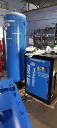 Screw compressor 7.5hp