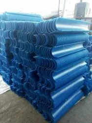 160mm Split HDPE Double Wall Corrugated Pipes