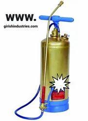 Brass hand Sprayer pump 3.5 Ltr