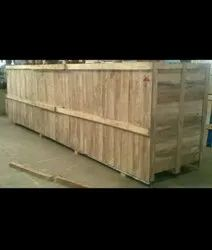 Rubber Wood Export Box, Size(LXWXH)(Inches): 80x60x50, Weight Holding Capacity(Kg): >1000 Kg