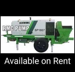 Rmc Concrete Pump