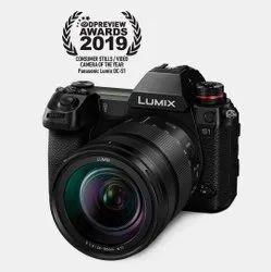 Panasonic Black Lumix S1 Full Frame Camera
