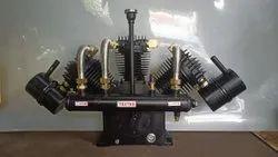 20 HP Air Compressor top block