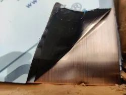 Antique Bronze / Antique Copper Finish SS304 PVD Sheets By SDS