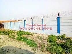 Industrial Readymade Compound Wall