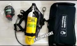MSA Self Contained Breathing Apparatus Ship For Industrial