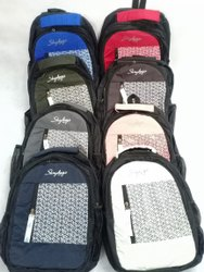 Hypra waterproof 8 colours available Fancy backpacks for School/college, Number Of Compartments: 3, Bag Capacity: 10L