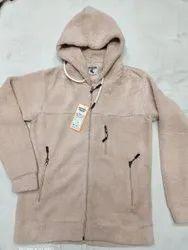 Sanhok Zipper With Hud Sherpa Hoodie