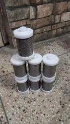 PVC Cap Moisture Separator Filter