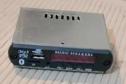 12 V DC Bluetooth FM USB Aux Card Mp3 Stereo Audio Player, Model Name/Number: Mini Box