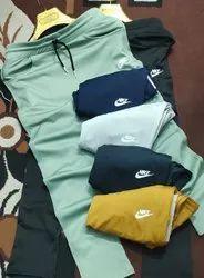 Sports Wear Cotton Lycra Lower, Size: Medium