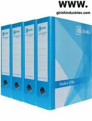 A4 Laminate Box File