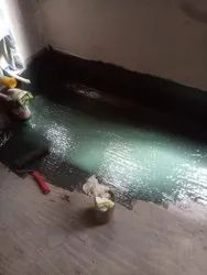 Industrial Coatings Polyurethane Waterproofing Coating Services, Application Surface: Concrete