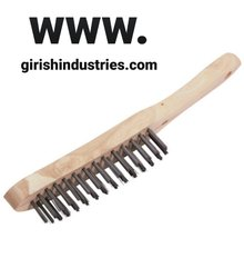 Industrial Ms And Ss Circular Wire Brushes