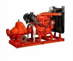 Fire Engine Pump set