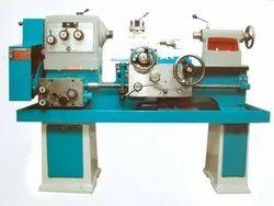 4 6 Medium Duty Gear Head Lathe Machine