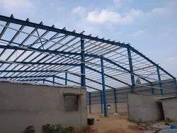 Mild Steel Prefabricated Engineered Building