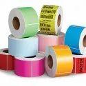 Colored Paper Label