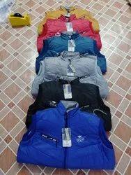Reversible Sleeveless Jackets