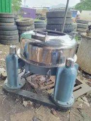 Ss Industrial Centrifuge Machine
