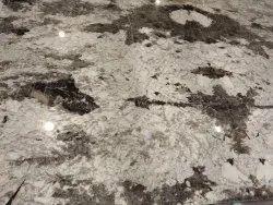 Black Granite Floor Fixing Service