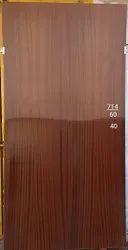 Sapeli wood veneer