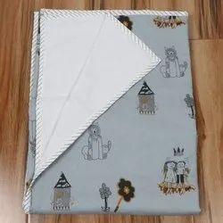 Cotton Dohar Blanket By Meera Handicrafts