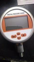 Galaxy Digital Pressure Gage  Pcm580 Range 0 To 70 Bar